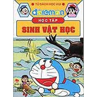 Doraemon Học Tập: Sinh Vật Học (Tái Bản 2015)