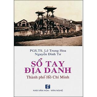 Sổ Tay Địa Danh Thành Phố Hồ Chí Minh