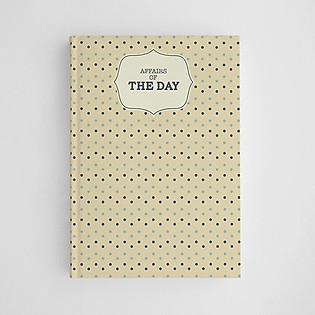Journal Photostory 160 Trang Bìa Cứng TK35