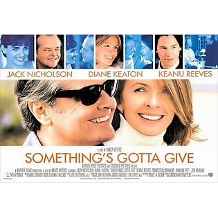 Điều Chia Sẻ Ngọt Ngào - Something's Gotta Give(DVD)