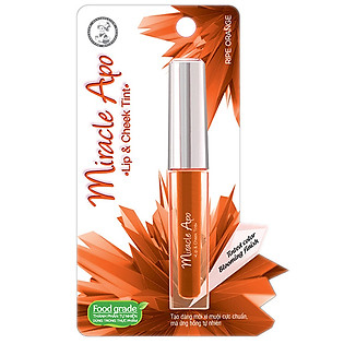 Son Rohto Miracle Apo Tint 2Ml - Màu Cam