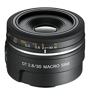 Lens Sony SAL 30Mm F2.8