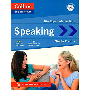 Collins - English For Life - Speaking B2 Uper Intermediate (Kèm CD)