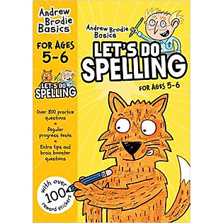 Let's Do Spelling For Age 5 - 6