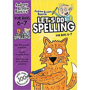 Let's Do Spelling For Age 6 - 7