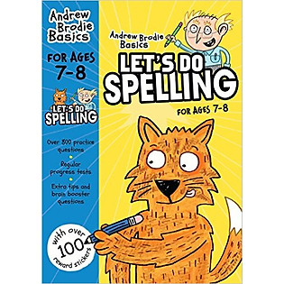 Let's Do Spelling For Age 7 - 8