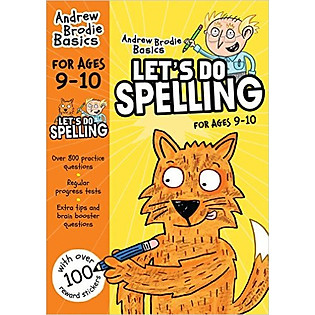 Let's Do Spelling For Ages 9 - 10