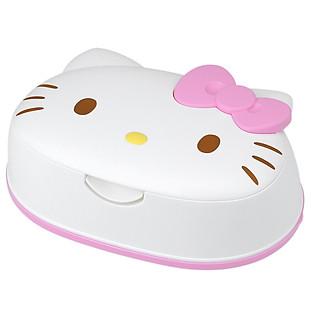 Hộp 80 Tờ Giấy Ướt LEC Hello Kitty SS-230