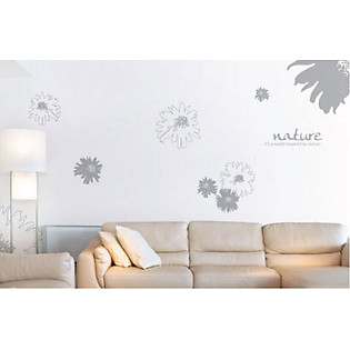 Decal Dán Tường Ninewall Lovely Day NF033