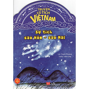 Truyện Cổ Tích Việt Nam - Sự Tích Sao Hôm - Sao Mai