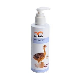 Dưỡng Thể Tinh Dầu Emu Và Tinh Chất Hoa Oải Hương Rebirth Lanopearl - RB33