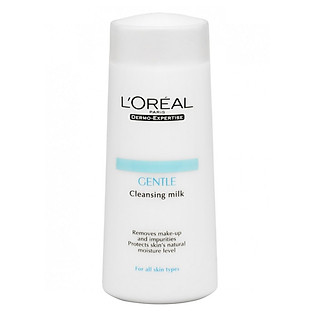 Sữa Tẩy Trang L'oreal - Gentle Cleansing Milk 200Ml