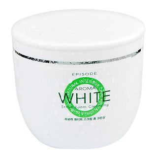 Sữa Tắm Cát Trắng Aroma White Scrub Foam A490