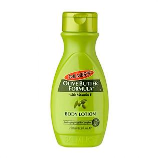 Sữa Dưỡng Thể Olive Chống Lão Hóa Da PALMER's Olive Butter Formula Body Lotion - 2585 (250Ml)