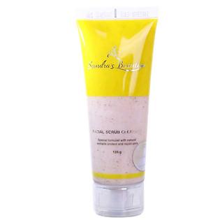 Sữa Rửa Mặt Sandra's Facial Scrub Cleanser - Beaumore TP041 (120G)