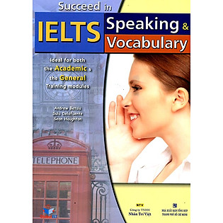 Suceed In IELTS Speaking & Vocabulary (Kèm CD)