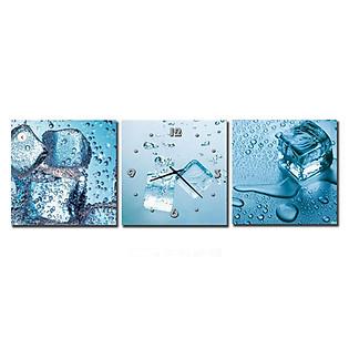 Tranh Đồng Hồ Suemall TA12178 - Ice