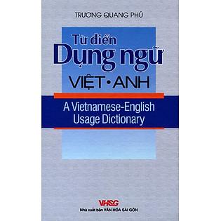 Từ Điển Dụng Ngữ Việt - Anh