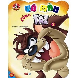 Looney Tunes - Tô Màu Cùng Taz (Tập 2)