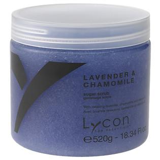 Tẩy Tế Bào Chết Đường Hoa Oải Hương & Cúc La Mã LYCON Lavender &Chamomile (520G)