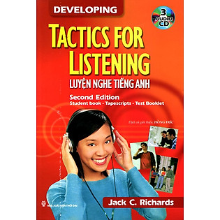 Tactics For Listening (Không CD)