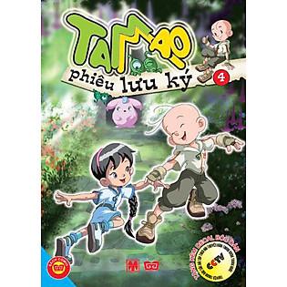 Tam Mao Phiêu Lưu Ký (Tập 4)