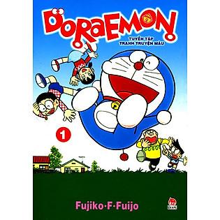 Doraemon - Tuyển Tập Tranh Truyện Màu (Tập 1)