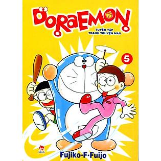 Doraemon - Tuyển Tập Tranh Truyện Màu (Tập 5)