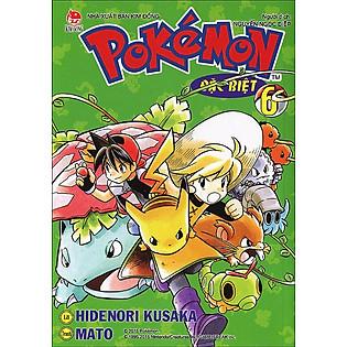 Pokémon Đặc Biệt (Tập 6)