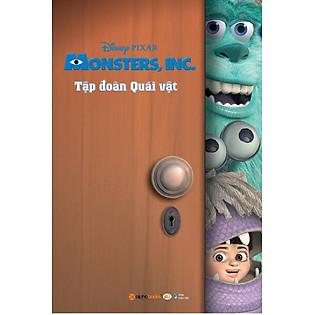 Disney - Tập Đoàn Quái Vật