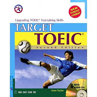 Target Toeic - Kèm 6 CD