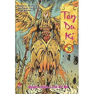 Tây Du Kí - Tập 18: Quyết Chiến Ở Núi Sư Đà
