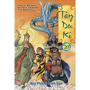 Tây Du Kí - Tập 20: Hóa Phật Ở Linh Sơn