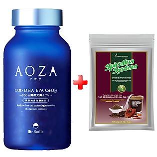 Thực Phẩm Chức Năng Bảo Vệ Sức Khỏe Aoza Tinh Dầu Cá Sardine (Hộp 300 Viên) - AOZA_1