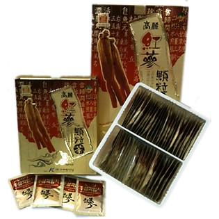 Thực Phẩm Chức Năng Trà Hồng Sâm Chong Kun Dang Korean Red Ginseng Granule Tea (Hộp 50 Gói X 3G)