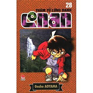 Thám Tử Lừng Danh Conan 28 (Tái Bản 2014)