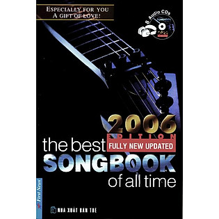 The Best Song Books Of All Time (Không Kèm CD)