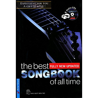 The Best Song Books Of All Time (Không Kèm CD) - Tái Bản