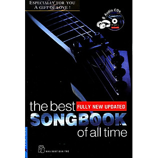 The Best Song Books Of All Time (Kèm 8 CD) - 2013