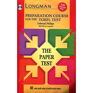 Longman Preparation Course For The Toefl Test - The Paper Test (Kèm CD)