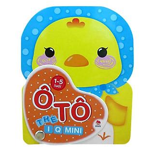 Thẻ IQ Thông Minh - Ô Tô