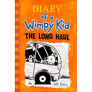The Wimpykids 9: The Long Haul (Paperback)