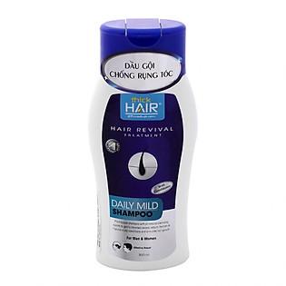 Dầu Gội Chống Rụng Tóc Thick Hair Revival Treatment Daily Mild Shampoo - 0257 (300Ml)