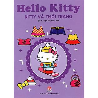 Hello Kitty Dán Hình - Kitty Và Thời Trang