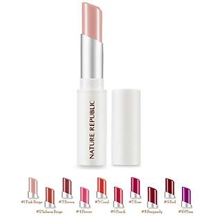 Son Môi Nature Republic Glow Lipstick