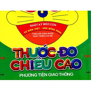 Thước Đo Chiều Cao - Phương Tiện Giao Thông (Trí Việt)