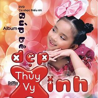 Thủy Vy - Búp Bê Đẹp Xinh Vol.1 (DVD)