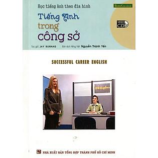 Tiếng Anh Trong Công Sở (Kèm VCD)