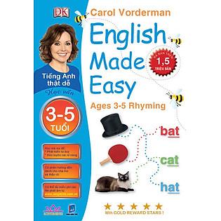Tiếng Anh Thật Dễ (Học Vần) 3-5 Tuổi