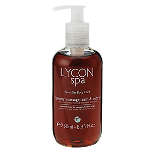 Tinh Dầu Dưỡng Thể & Massage Chololate LYCON Soyummy Double Action Oil (250 Ml)